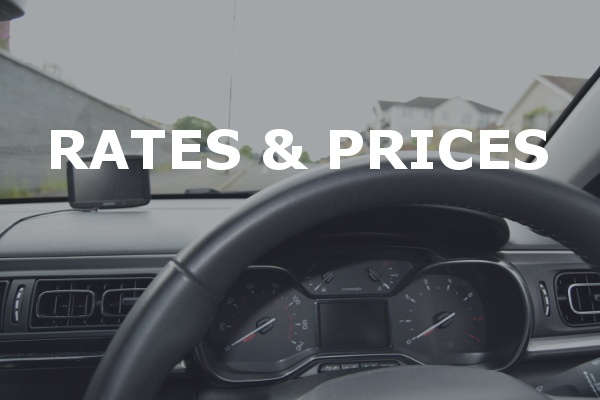 rates and prices